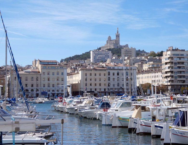6 lieux à visiter absolument à Marseille